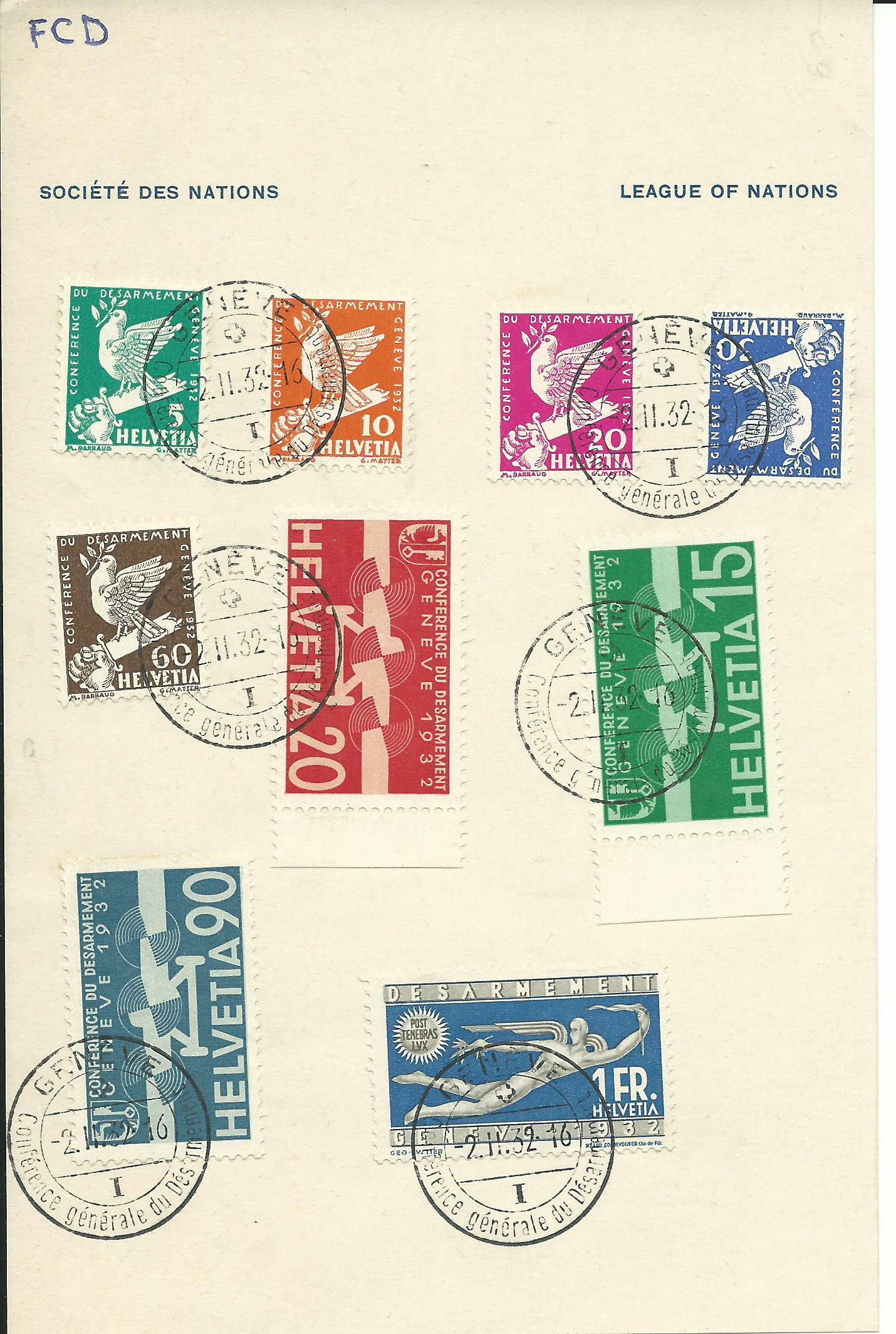 United Nations Philatelists Incorporated - Members Only