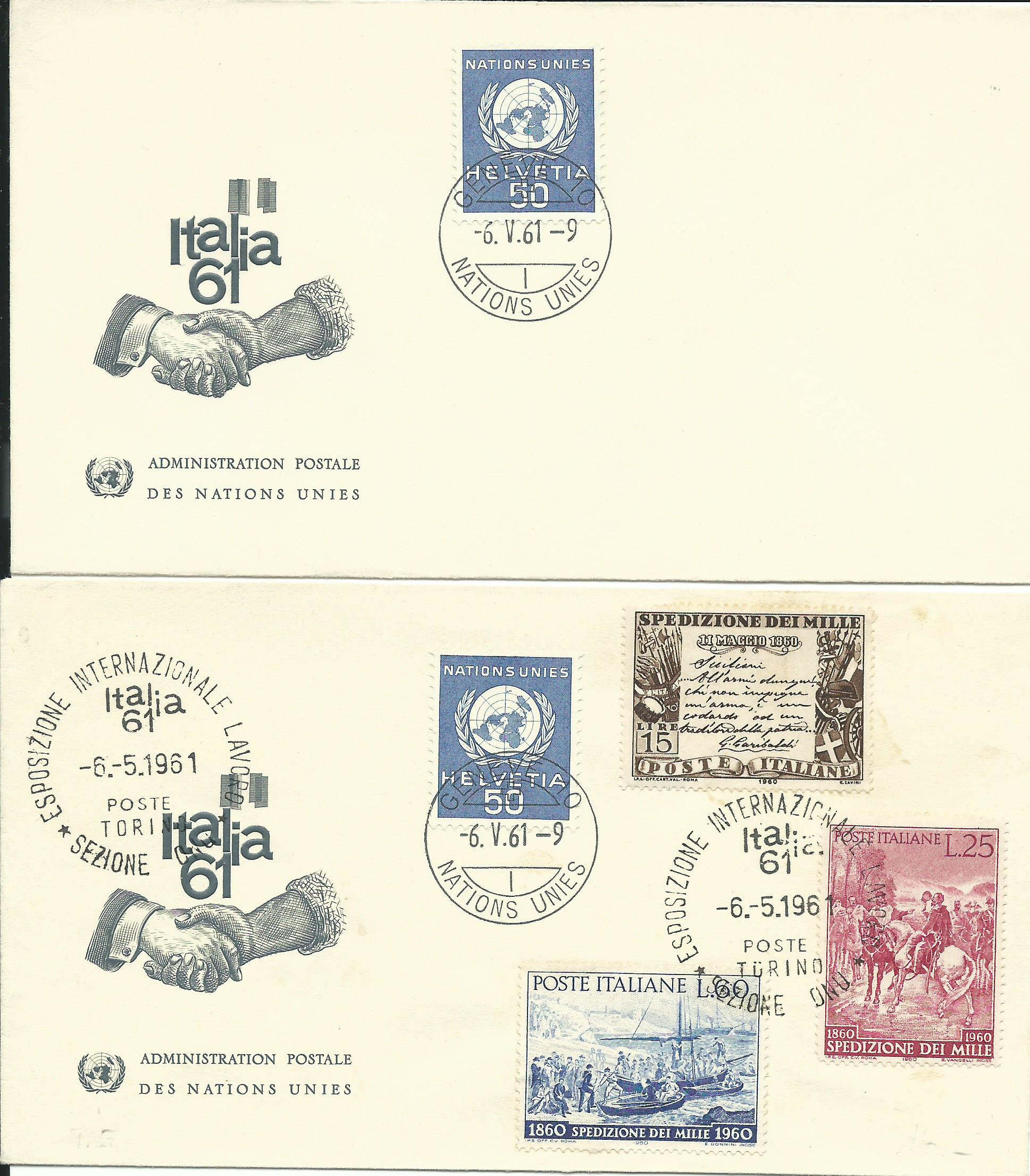 United Nations Philatelists Incorporated - Members Only Auction